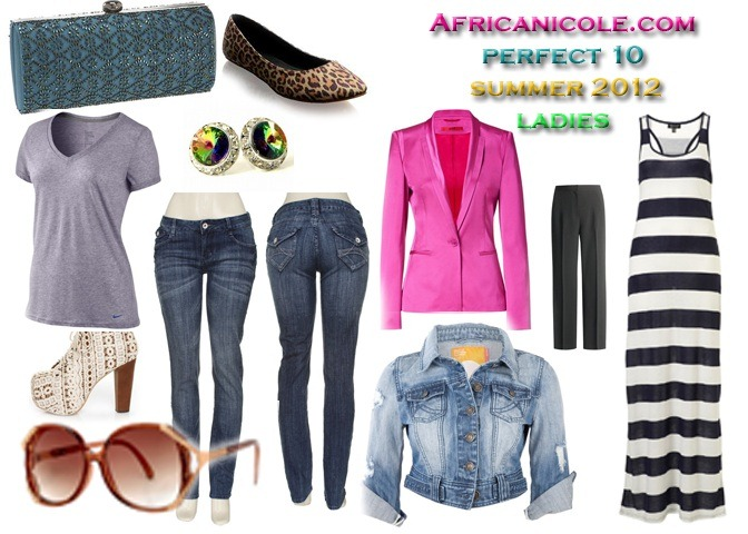 c3f5708b7aa2 Spring is here and summer is right around the corner!! This is for my  ladies and finally something for my fellas. Check out 10 pieces you HAVE to  have in ...